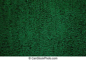 壁, 抽象的, 緑の背景