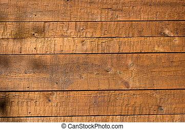 壁, 板, 木製である