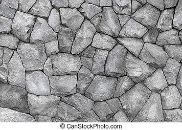 壁, 石, 背景, 手ざわり