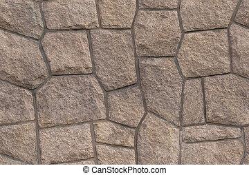 壁, 花こう岩, seamless, 手ざわり