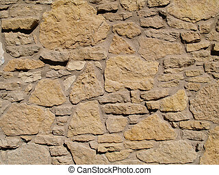 壁, tan, 石, multi-sized