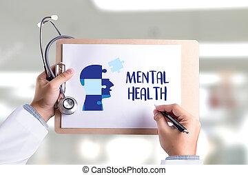 壓力, 管理, 精神, 心理, 創傷, 健康