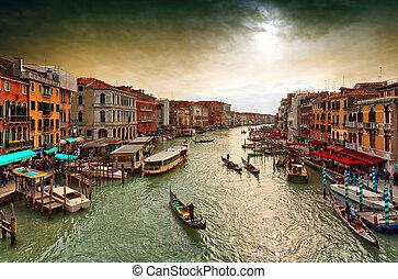 壮大, canal.