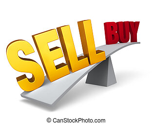 売る, アドバイス, outweighs, 買い物, 決定