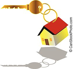 売る, 家, 不動産