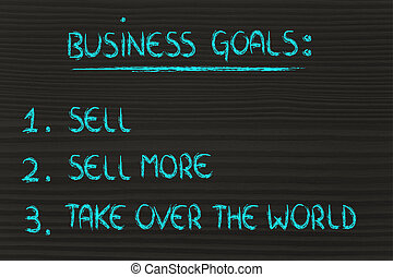 売る, 面白い, 売る, ビジネス, 上に, success:, ステップ, 取得, もっと, 世界