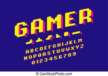 壷, gamer