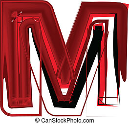 壷, m, 芸術的, 手紙