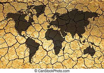 変化しなさい, 現場, 概念, 気候