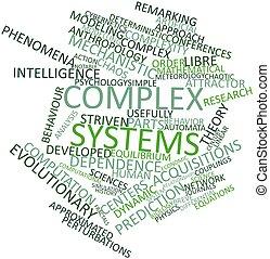复杂, 系统