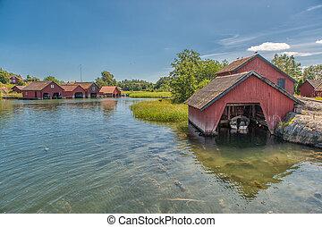 夏天, 在, 瑞典