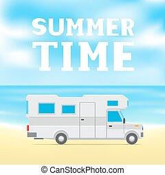 夏天, 時間
