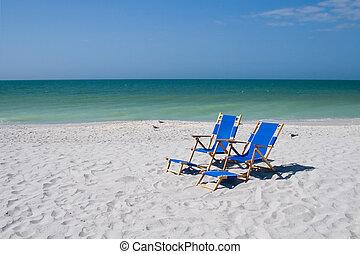 夏天, 海灘假期