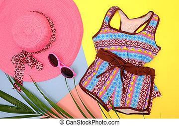 夏天, fashion.