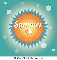 夏季休暇, カード