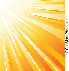 夏, 太陽