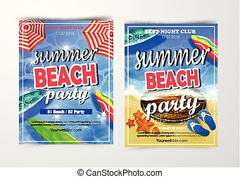 夏, 浜 党, 背景, ポスター