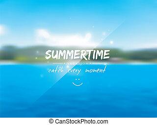 夏, 背景