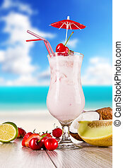 夏, 飲みなさい