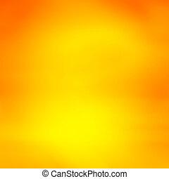 夏, 黄色, 抽象的, こはく色, web ページ, 壁紙, 背景
