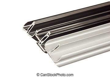 外形, 鋁
