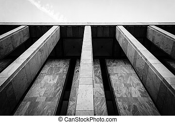 外面, の, ∥, ジェームズ, マジソン, 建物, ∥において∥, ∥, 国会図書館, 中に, ワシントン, dc.