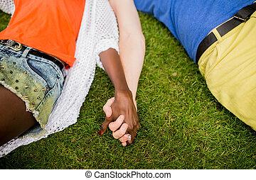 多人種の偶力, 公園