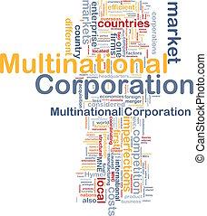 多国籍企業, 概念, 背景
