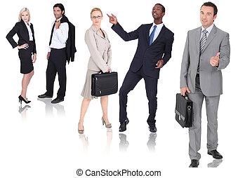 多样化, 商业组