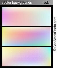 多色刷り, 背景