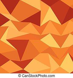 多角形, 砂丘, 抽象的, 砂, 低い, 背景