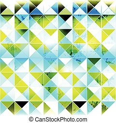 多角形, 背景, seamless