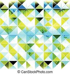 多角形, seamless, 背景