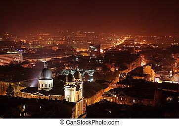 夜, lviv