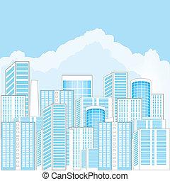 大きい都市