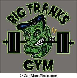 大きい, ジム, frank's