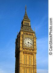大きい, ロンドン, ベン
