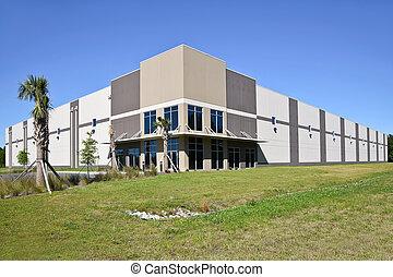 大きい, 新しい, 商業 建物