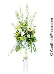 大きい, 結婚式, 花の 整理