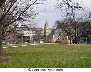 大学, の, ウィスコンシン