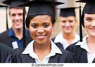 大学, グループ, 卒業生