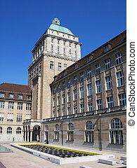 大学, チューリッヒ