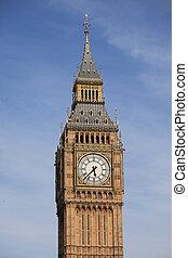 大本鐘, -, 倫敦, -, 英國