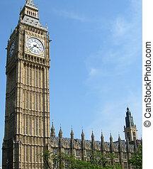 大本鐘, 在, 倫敦, 英國