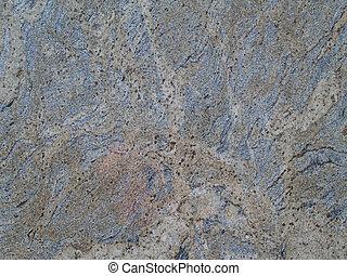 大理石模様にされた, 灰色, グランジ, 手ざわり