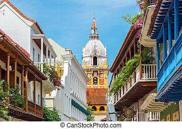 大聖堂, そして, バルコニー
