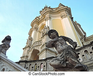 大聖堂, カトリック教, 教会