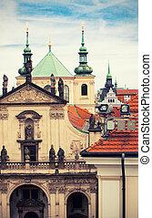 大聖堂, プラハ, 聖者, サルバドール