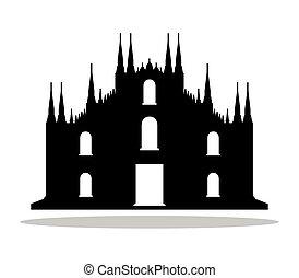 大聖堂, ミラノ