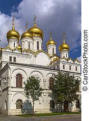 大聖堂, モスクワ, お告げの祝日